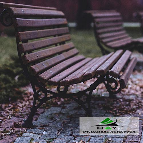 kursi taman murah