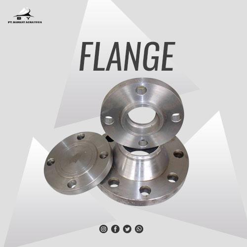 fungsi flange pada pipa