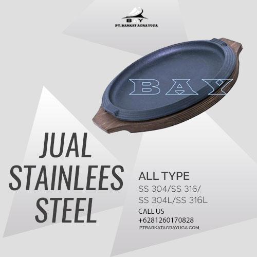 jual stainlees steel