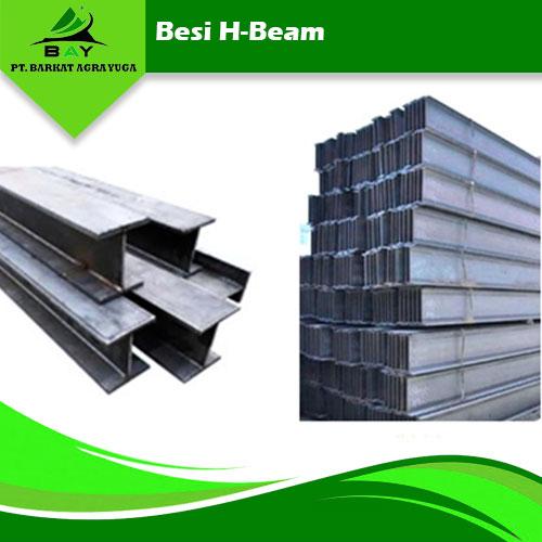 besi h-beam