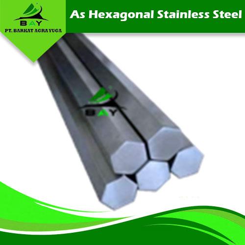 As-Hexagonal-Stainless-Steel