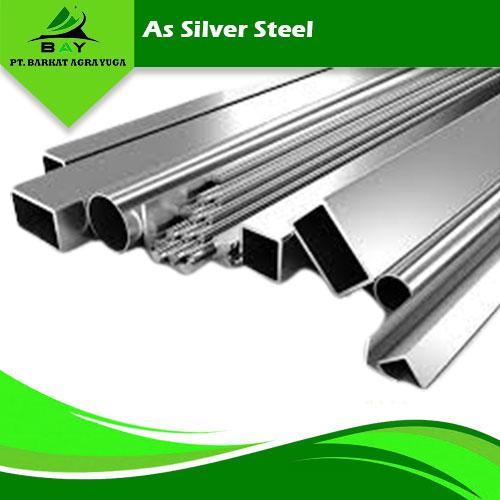 as silver steel
