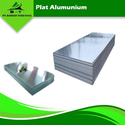 plat alumunium